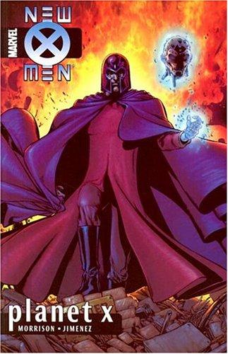 9780785112013: New X-Men Vol. 6: Planet X