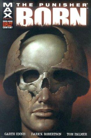 9780785112310: Punisher: Born HC