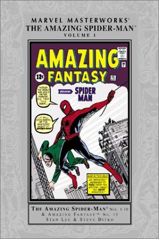 Marvel Masterworks: Amazing Spider-Man Vol. 1: Lee, Stan and