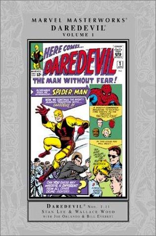 Marvel Masterworks: Daredevil, Vol. 1: Marvel Comics
