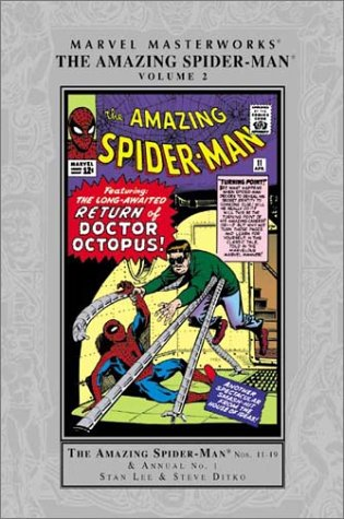 Marvel Masterworks: Amazing Spider-Man Vol. 2: Stan Lee and