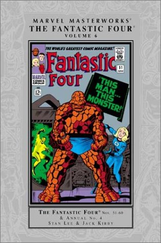 9780785112662: Marvel Masterworks: Fantastic Four Vol. 6