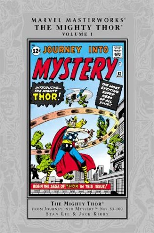 9780785112679: Journey Into Mystery Mighty Thor (Marvel Masterworks (Numbered))