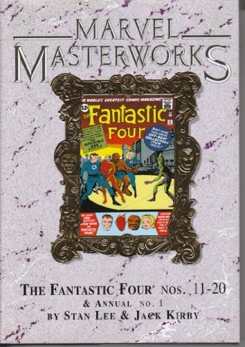 9780785112754: Marvel Masterworks: Fantastic Four Vol. 2 (Variant Cover)
