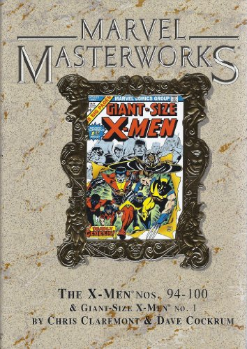 9780785112853: Marvel Masterworks: The Uncanny X-Men Vol 1 (Marble Variant)