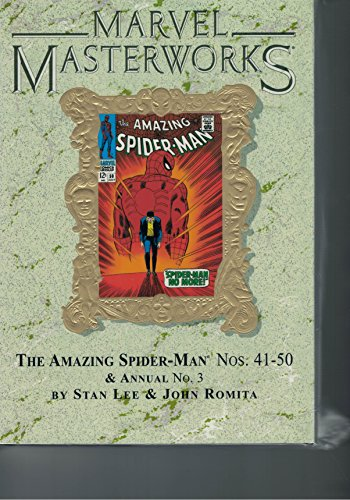 9780785112945: Amazing Spider-Man Masterworks (#41-50 & Annual #3) (Marvel Masterworks, Vol. 22)