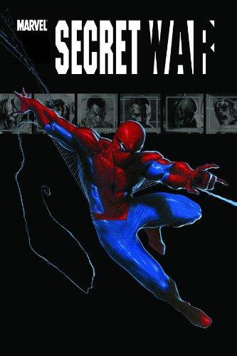 9780785113317: Secret War TPB (Marvel Graphic Novels)