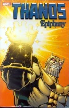 9780785113553: Ephiphany (Thanos)