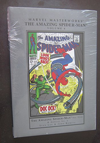 9780785113621: Marvel Masterworks: Amazing Spider-Man v. 6