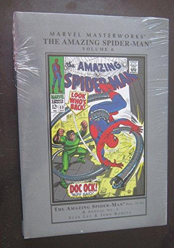 Marvel Masterworks: Amazing Spider Man Vol. 6 (v. 6): Lee, Stan; Romita, John