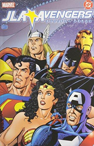 9780785113898: JLA/Avengers (Issues 1-4 Complete) (DC versus Marvel)