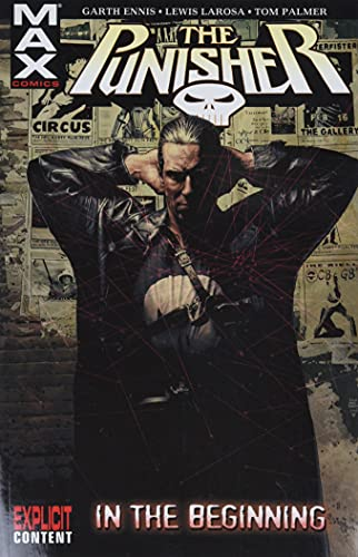 9780785113911: Punisher MAX Vol. 1: In the Beginning