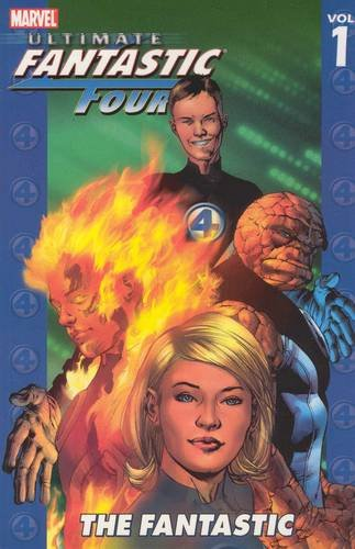 ULTIMATE FANTASTIC 4 VOL 1