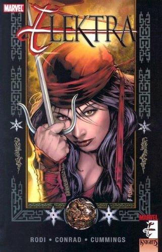 Elektra Volume 4: Frenzy TPB: Rodi, Robert