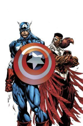Captain America & The Falcon Vol. 1: Two Americas: Christopher Priest; Bart Sears