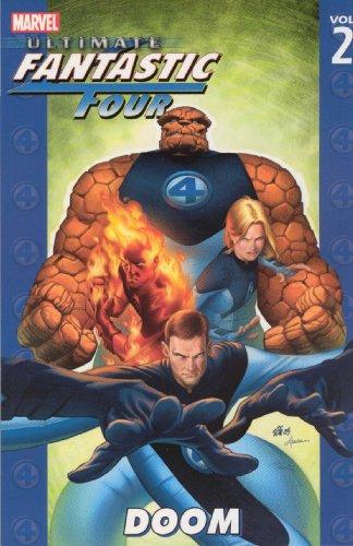 9780785114574: Ultimate Fantastic Four Volume 2: Doom TPB