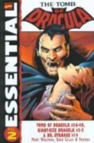 9780785114611: Essential Tomb Of Dracula Volume 2 TPB: v. 2 (Essentials)