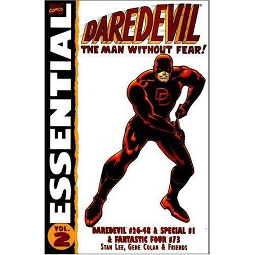 9780785114628: Essential Daredevil, Vol. 2 (Marvel Essentials)