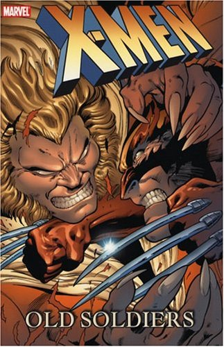 9780785114635: X-Men: Old Soldiers TPB (X-Men (Marvel Paperback))