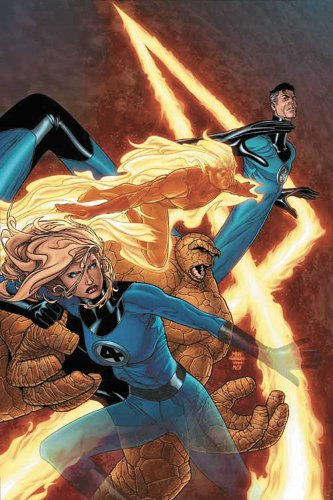 9780785114727: Marvel Knights Fantastic Four, Vol. 2: The Stuff of Nightmares