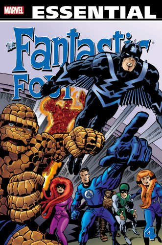 9780785114840: Essential Fantastic Four, Vol. 4 (Marvel Essentials)