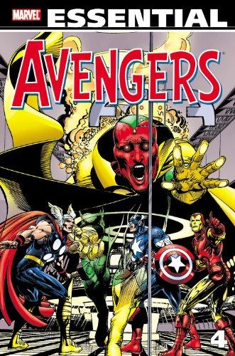 9780785114857: Essential Avengers Volume 4 TPB: v. 4
