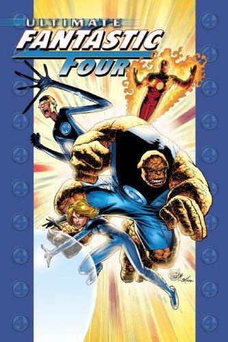 9780785114956: Ultimate Fantastic Four Volume 3: N-Zone TPB: N-Zone v. 3