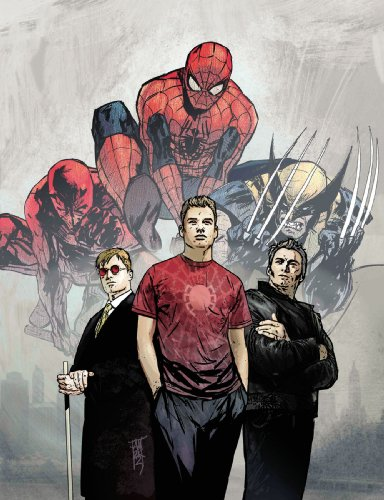 1: Powerless (Spider-Man, Wolverine, Daredevil)