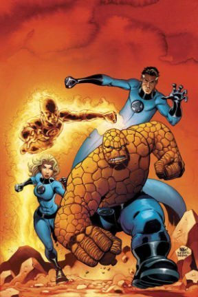 9780785115267: Fantastic Four: Hereafter
