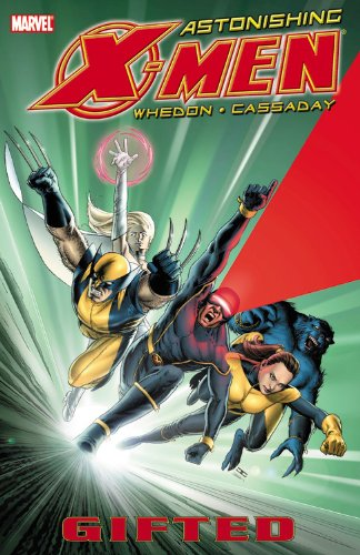 X-Men: Astonishing X-men Gifted
