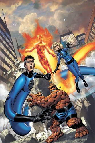 9780785115366: Fantastic Four Volume 5: Disassembled TPB (Fantastic 4 (Numbered Paperback))