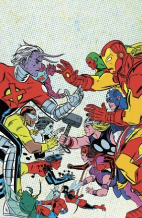 X-Statix vs. The Avengers (Vol 4)