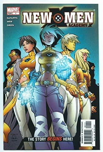 9780785115380: New X-Men: Academy X, Vol. 1 - Choosing Sides