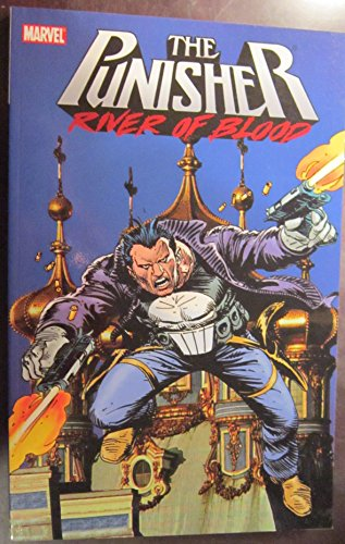 9780785115427: Punisher: River Of Blood TPB (Graphic Novel Pb)