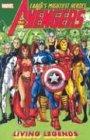 9780785115618: Avengers: Living Legends