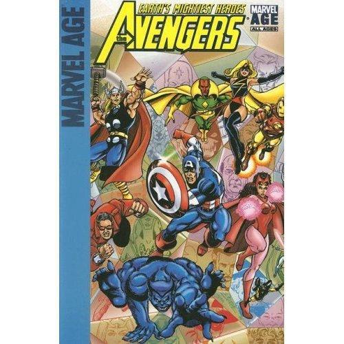 Marvel Age Avengers Earths Mightiest Heroes: Gerry Conway, Jim