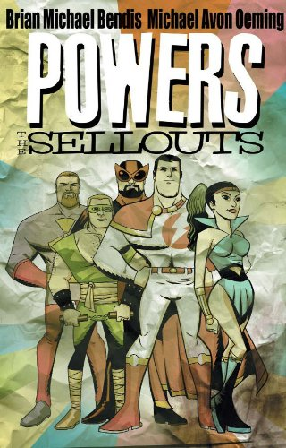 9780785115823: Powers Volume 6: The Sellouts TPB (Powers (Graphic Novels))