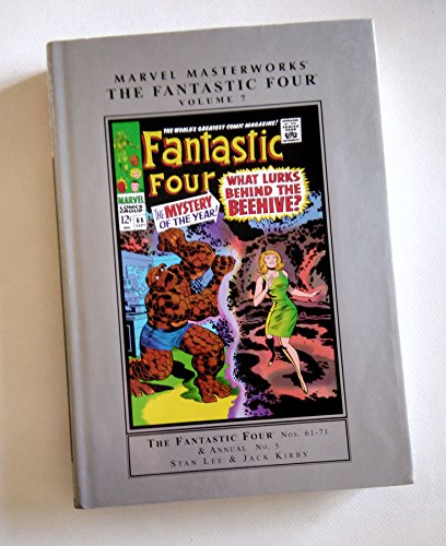 9780785115847: Marvel Masterworks: Fantastic Four Vol. 7 (Silver cover) (Vol. 34 in the Marvel Masterworks Library)