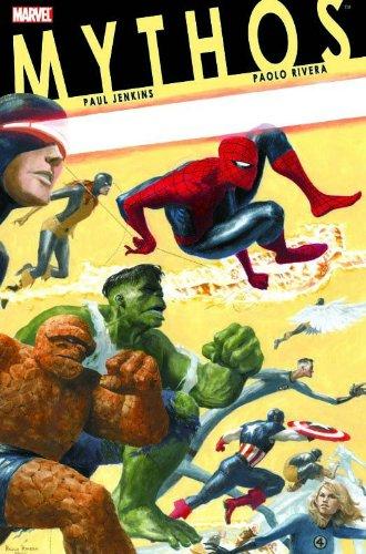 9780785115977: Marvel Mythos (v. 1)