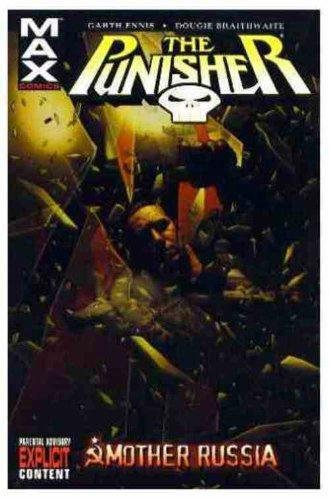 9780785116035: Punisher Max Volume 3: Mother Russia TPB: Mother Russia v. 3 (Graphic Novel Pb)