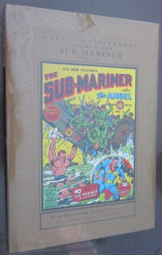 9780785116172: Marvel Masterworks: Golden Age Sub-Mariner - Volume 1