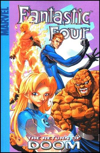 9780785116226: Fantastic Four Volume 3: The Return Of Doctor Doom Digest: Return of Doctor Doom v. 3 (Marvel Adventures)
