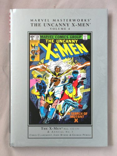 9780785116301: Marvel Masterworks: The Uncanny X-Men, Volume 4 (Marvel Masterworks) by Chris Claremont (2004-11-05)