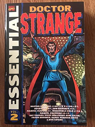 9780785116684: Essential Doctor Strange, Vol. 2 (Marvel Essentials)