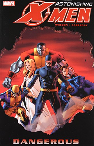 Astonishing X-men Vol.2: Dangerous (Paperback)