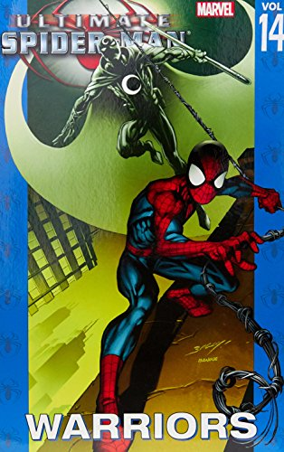Warriors Ultimate Spider Man 14
