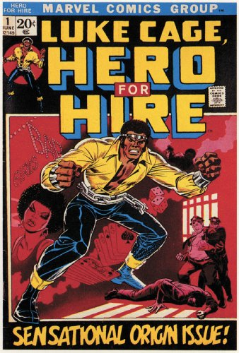 9780785116851: Luke Cage: Hero For Hire, Vol. 1