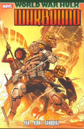 9780785116882: HULK WWH WARBOUND: World War Hulk: Warbound (Graphic Novel Pb)