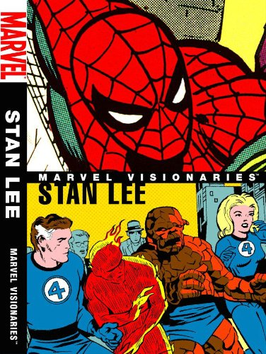 9780785116936: Marvel Visionaries: Stan Lee