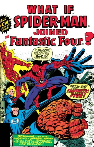 What If? Classic Vol. 1 (Marvel Heroes): Roy Thomas